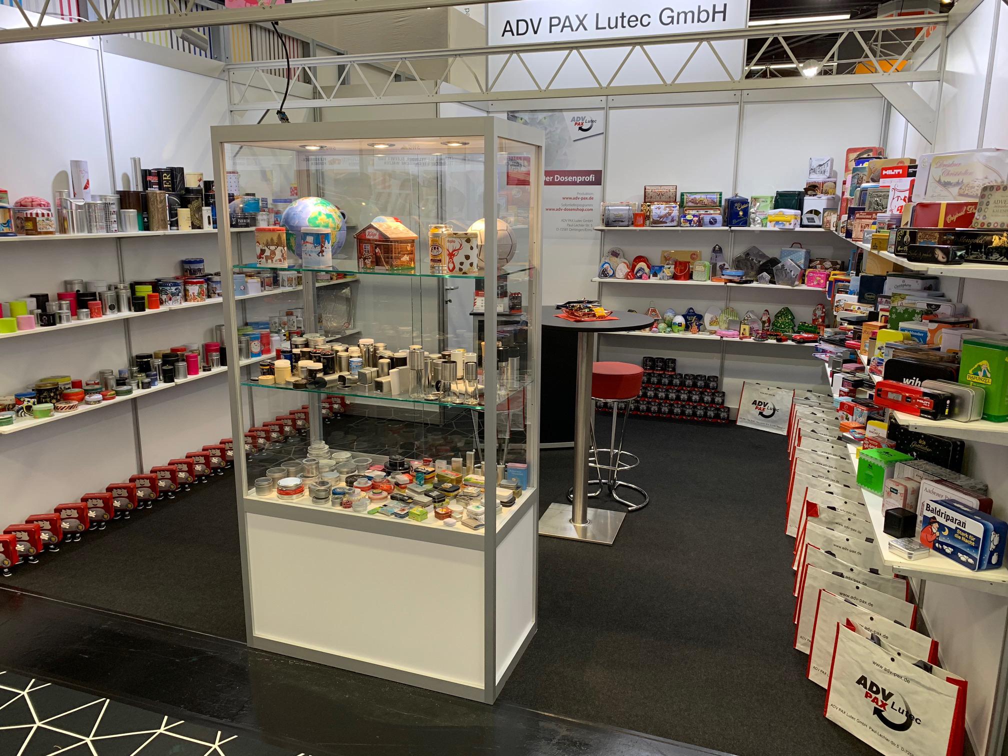 ADV PAX Lutec GmbH - Der Spezialist für Blechverpackung